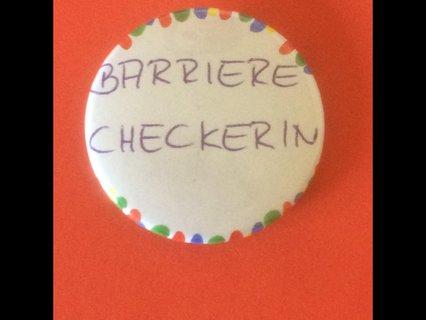 Button Barrierecheckerin