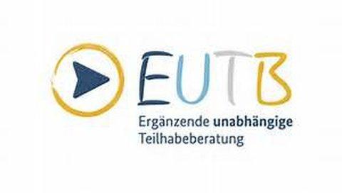 Logo der Ergänzenden unabhängigen Teilhabeberatung (EUTB)