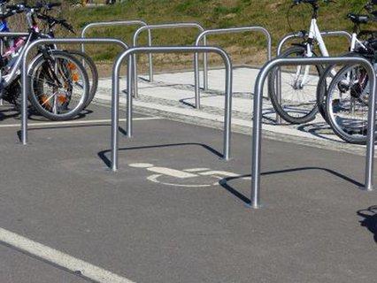 Früherer Behindertenparkplatz