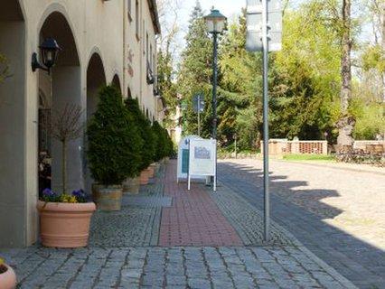 Straßenbild in einer Kleinstadt
