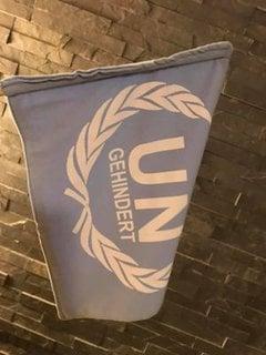 Bild der Flagge UNgehindert