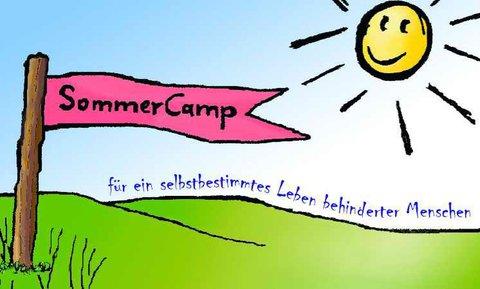 Logo des Sommercamps