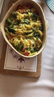 Nudel-Brokoli-Auflauf von Annette Bourdon
