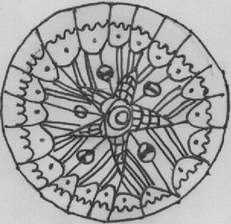 Mandala von Cathrin Oehler