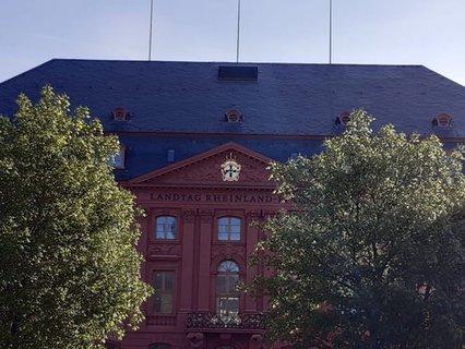 Gebäude des rheinland-pfälzischen Landtags