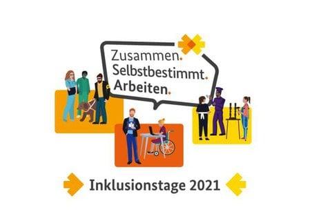 Logo: Inklusionstag 2021